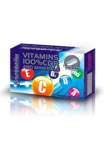 Vitamins & Minerals 100% CDR