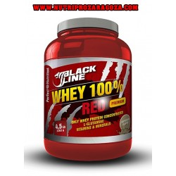 WHEY 100 RED 4,5 LBS