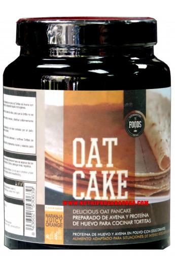 OAT CAKE - TORTITAS DE AVENA