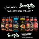 Salsas Servivita