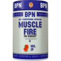 MUSCLE FIRE PRE-WORKOUT 600 g