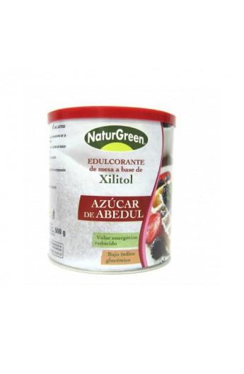 Azúcar de Abedul (Xilitol), 500 grs.