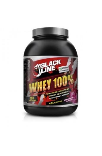 100 X100 WHEY BLACK LINE 2.043 kg.